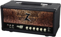 Dr. Z Maz 18 Jr NR Head - Custom Burl Walnut #1