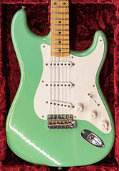 Fender Custom Shop 1955 Journeyman Relic Stratocaster, Sea Foam Green