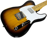 Suhr Classic T Antique Guitar - 2 Tone Burst, Humbucker