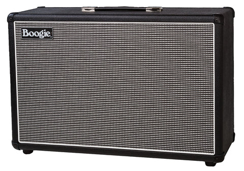 Mesa Boogie 2x12 Fillmore Speaker Cab - Tinsel Grille