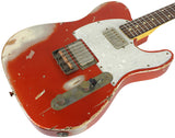 Nash T-2HB Guitar, Candy Orange