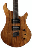 American Exotic Guitars DC-Multi, Figured Koa and Walnut