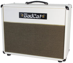 Bad Cat 1x12 Cab - White Ostrich