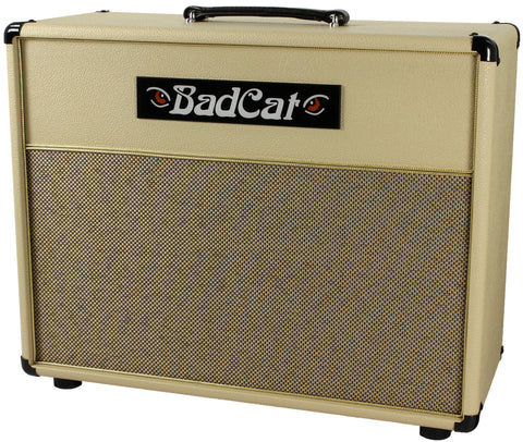 Bad Cat 1x12 Cab - Cream - Humbucker Music