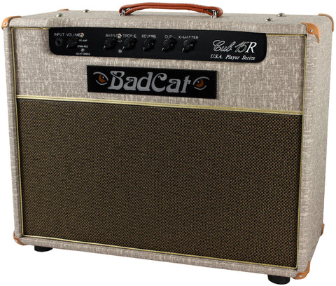 Bad Cat USA Players Cub 15R 1x12 Combo - Fawn Slub