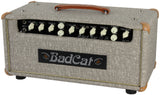 Bad Cat Black Cat 15R Reverb Head - Fawn Slub - Humbucker Music