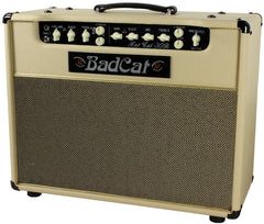 Bad Cat Hot Cat 30R Reverb 1x12 Combo Amp - Cream