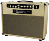 Bad Cat Hot Cat 15R Reverb Handwired 1x12 Combo Amp - Cream