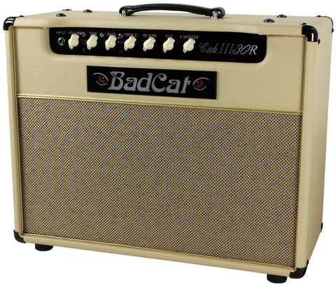 Bad Cat Cub III 30R Reverb Combo Amp - Cream