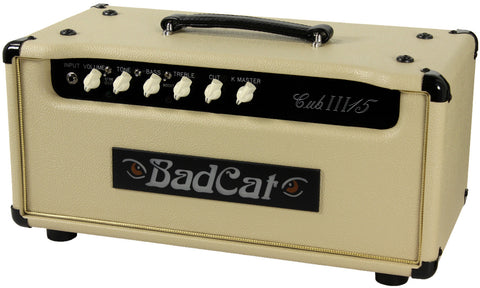 Bad Cat Cub III 15 Head - Cream