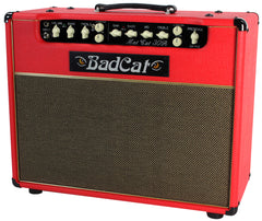 Bad Cat Hot Cat 30R Reverb 1x12 Combo Amp - Red