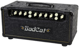 Bad Cat Black Cat 30R Reverb Head - Black Western
