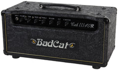 Bad Cat Cub III 40R Reverb Head - Black Western