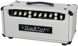 Bad Cat Black Cat 30R Reverb Head - White Ostrich