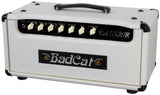 Bad Cat Cub III 30R Reverb Head - White Ostrich