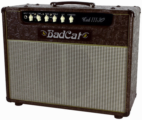 Bad Cat Cub III 30 Combo Amp - Brown Western