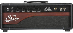 Suhr Bella Reverb Handwired Head - Mahogany Front