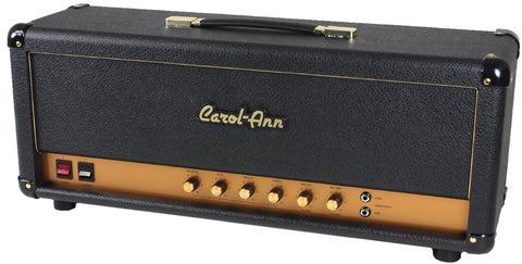 Carol-Ann British Series 78-50H 50 Watt Head - Humbucker Music