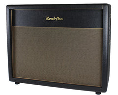 Carol-Ann 2x12 British Series Cabinet in Black