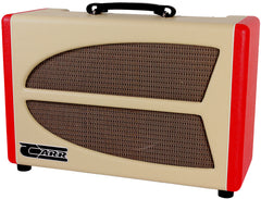 Carr Lincoln 1x12 Combo Amp - Cream / Red