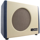 Carr Mercury V 1x12 Combo Amp - Cream & Blue