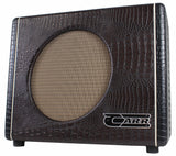 Carr Mercury V 1x12 Combo Amp - Black / Brown Gator
