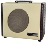 Carr Mercury V 1x12 Combo Amp - Cream / Brown Gator