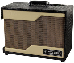 Carr Raleigh Amp - Cream / Black Gator
