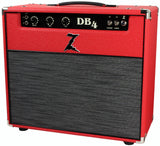 Dr. Z DB4 1x12 Combo - Red - ZW Grill