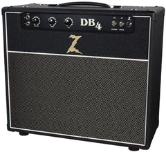 Dr. Z DB4 1x12 Combo - Black - Salt/ Pepper