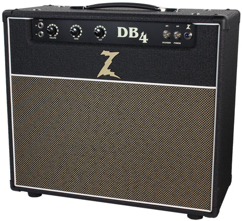 Dr. Z DB4 1x12 Combo - Black - Tan