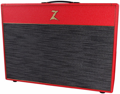 Dr. Z DB4 2x12 Combo - Red - ZW