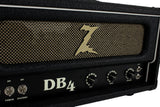 Dr. Z DB4 Head in Black - Tan Grill