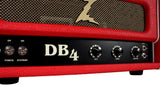 Dr. Z DB4 Head - Red - Tan Grill