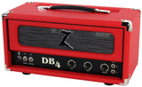 Dr. Z DB4 Head - Red - ZW Grill