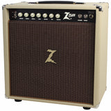 Dr. Z Z-Plus 1x12 Studio Combo, Blonde, Oxblood Grille