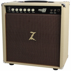 Dr. Z Maz 18 Jr NR 1x12 Studio Combo - Blonde / Oxblood