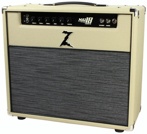 Dr. Z Maz 18 Jr NR 2x10 Combo - Blonde w/ ZW Grille