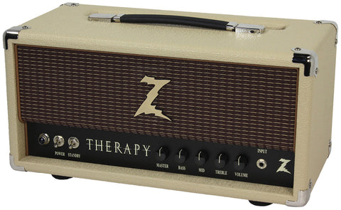 Dr. Z Therapy Head - Blonde w/ Oxblood
