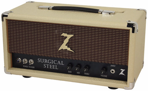 Dr. Z Surgical Steel Head - Blonde