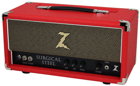 Dr. Z Surgical Steel Head - Red