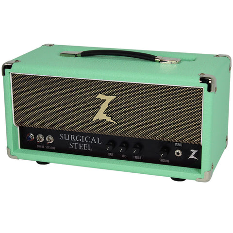 Dr. Z Surgical Steel Head - Surf Green
