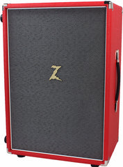 Dr. Z Z-Best 2x12 LT Cab - Red - Salt & Pepper