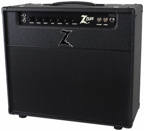 Dr. Z Z-Plus 1x12 Lite Cab Combo - Blackout