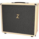 Dr. Z 1x12 Speaker Cabinet - Blonde - Salt & Pepper