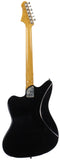 Fano JM6-P90 Standard Guitar in Bull Black