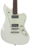 Fano JM6-P90 Standard Guitar in Olympic White