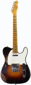 Fender Custom Shop 1953 Heavy Relic Telecaster - Wide Fade 2-Color Sunburst