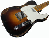 Fender Custom Shop 1953 Heavy Relic Telecaster - Wide Fade 2-Color Sunburst - 2017 Collection
