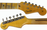 Fender Custom Shop 1955 Heavy Relic Stratocaster, Desert Tan o/ 2TS
